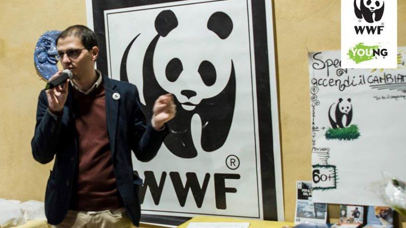 Domenico Aiello referente regionale del Wwf Young