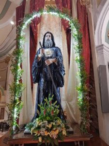 Zungri, festa per San Francesco di Paola