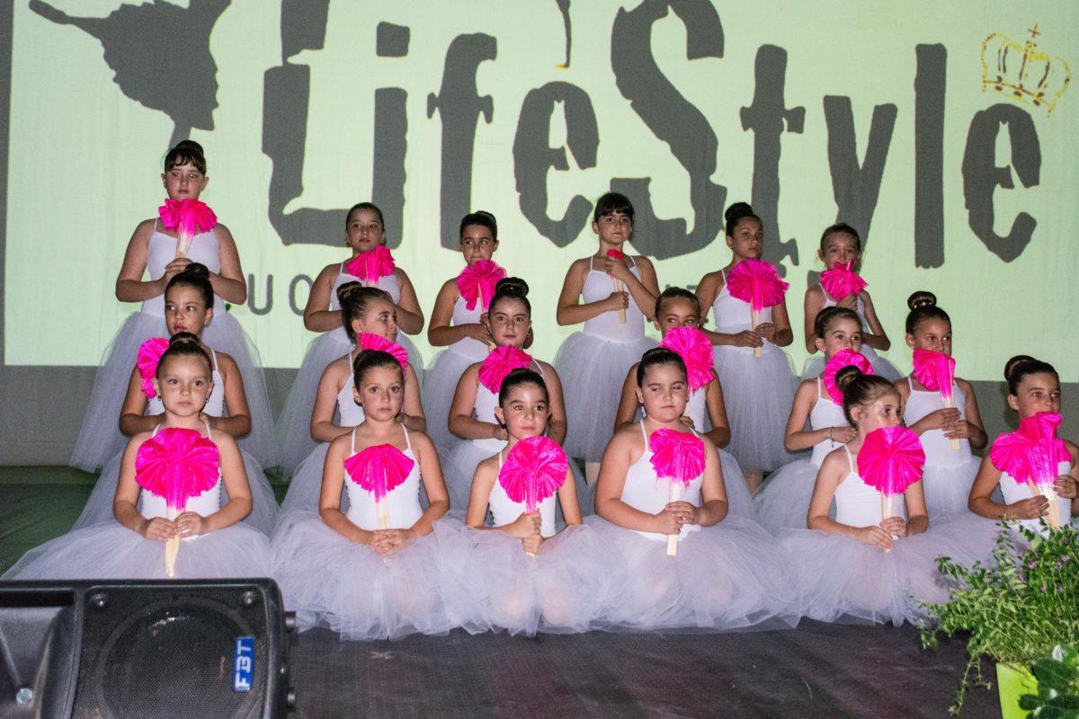 Applausi infiniti al IV saggio di danza della Life Style Tropea