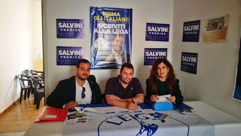 La Lega nomina i referenti cittadini