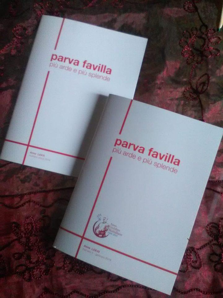 PARVA FAVILLA…Non si arrende!