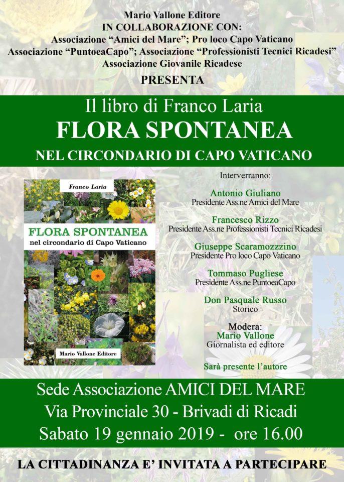 """""""Flora spontanea nel circondario di Capo Vaticano"""""""