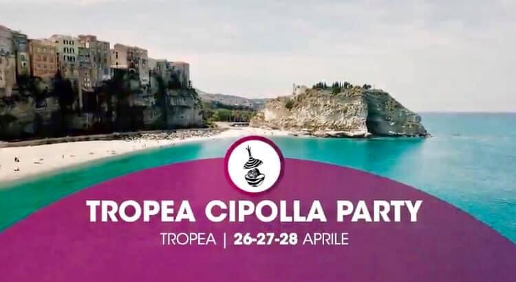 Cipolla Party di Tropea: la  prima edizione al via