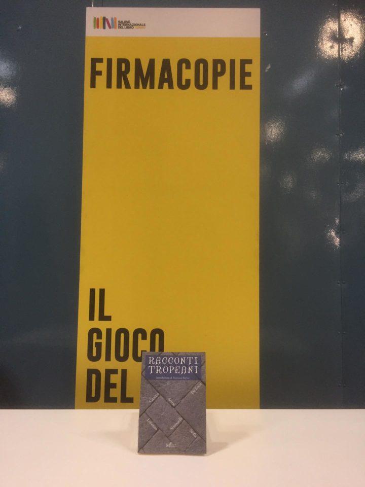 """""""Racconti Tropeani"""" al Salone del Libro di Torino"""