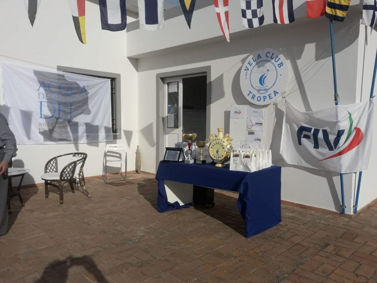 Campionato di Vela d'Atltura: conclusasi a Tropea la stagione 2018-2019