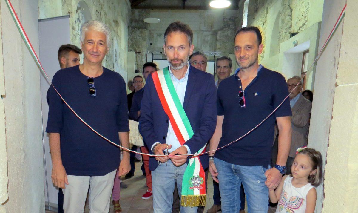 INAUGURATO UFFICIALMENTE IL MUSEO DEL MARE DI TROPEA