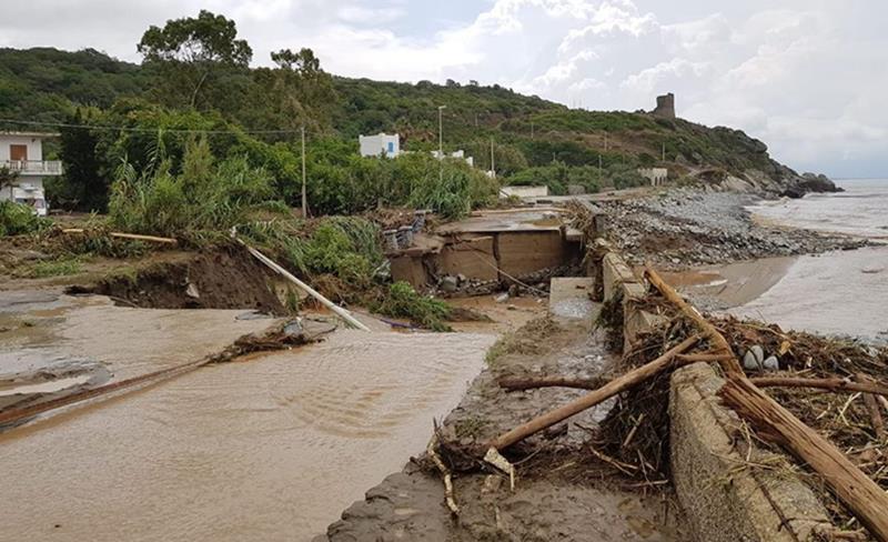 Alluvione a Joppolo: siglata la convenzione tra Protezione Civile Regionale e Comune