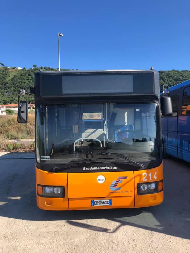 Servizio navetta a Tropea per l'Estate 2019