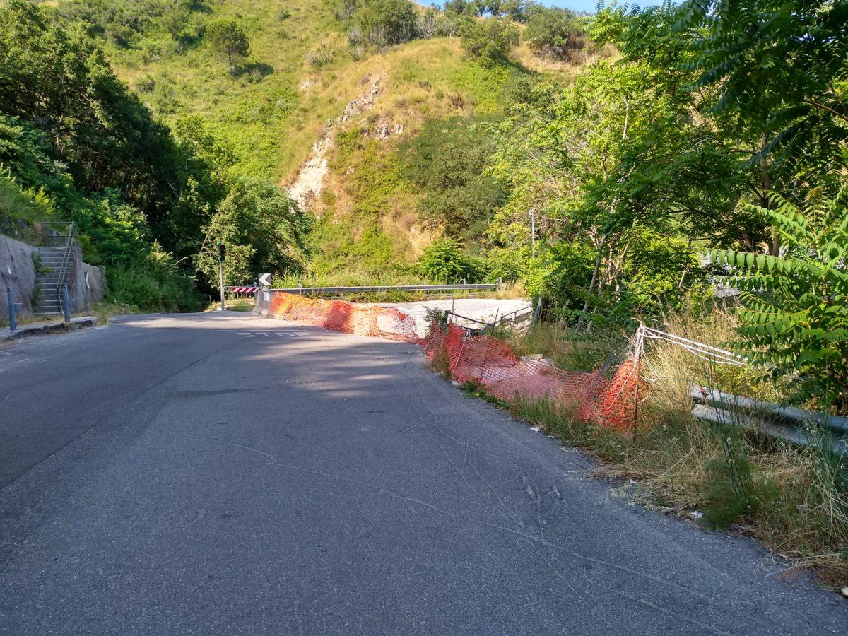 Ripristino strada Drapia – Gasponi: al via il bando di gara