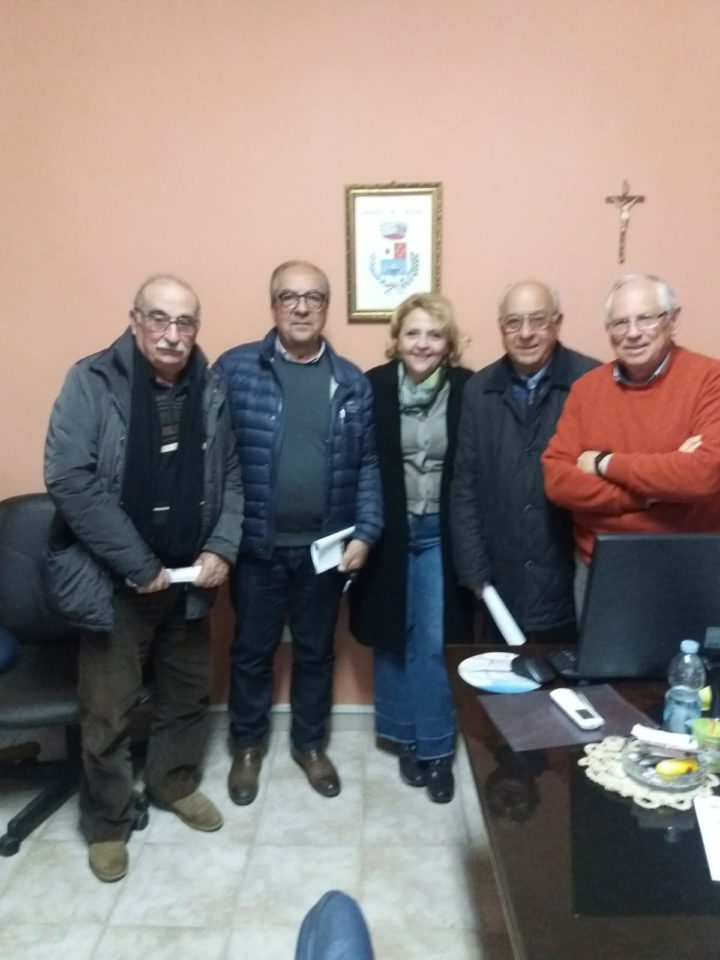 A Ricadi un protocollo tra comune e sindacato dei pensionati a tutela delle fasce più deboli