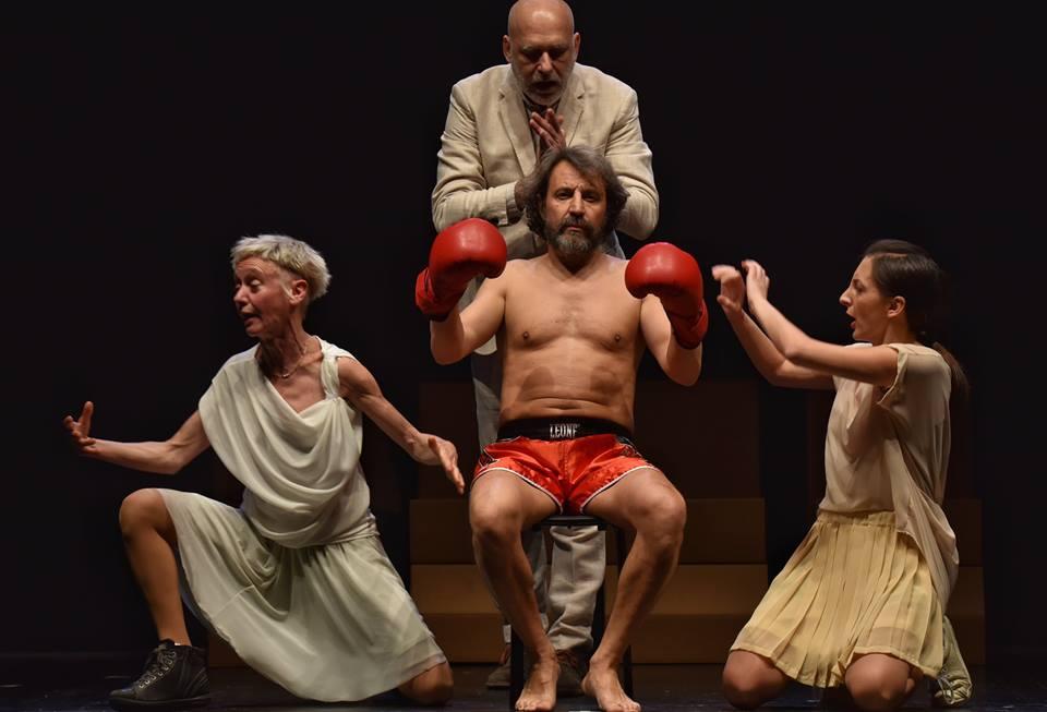 """Avvistamenti Teatrali chiude la quarta edizione con lo spettacolo vincitore de """"I Teatri del Sacro"""""""