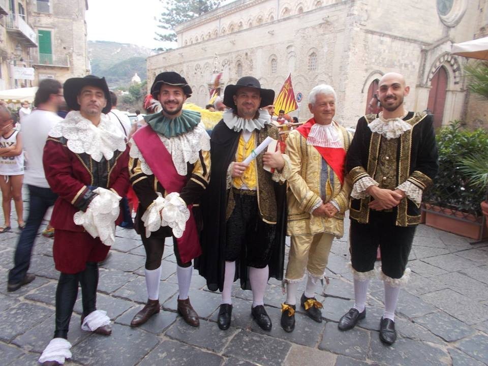 Parata Storica rievocante la Liberazione di Tropea del 1615