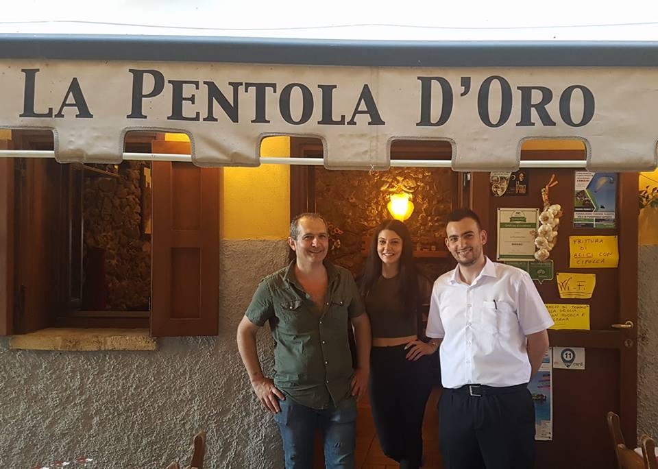 """La Pentola d'Oro, una """"miniera"""" di gusto"""