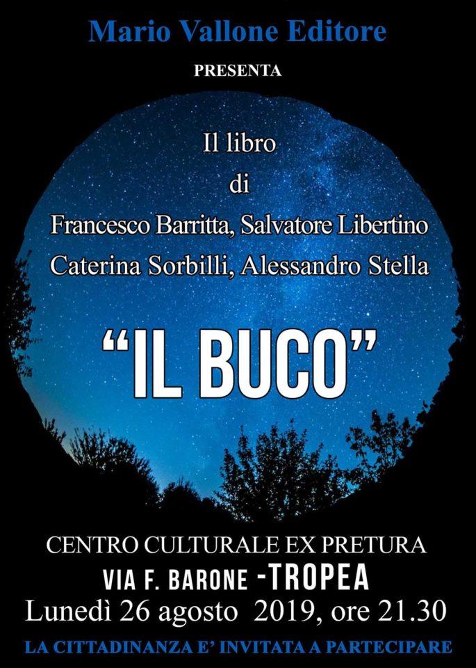 Il Buco: la nuova sfida editoriale della Mario Vallone Editore