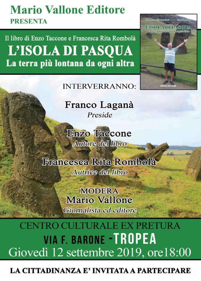 """""""L'Isola di Pasqua"""" a Tropea"""