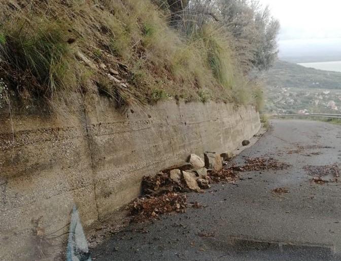 Joppolo: la Provincia di Vibo Valentia decreta la chiusura della Sp 23