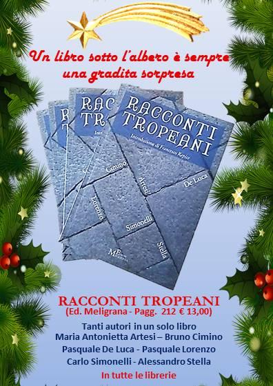 Un libro sotto l'albero di Natale