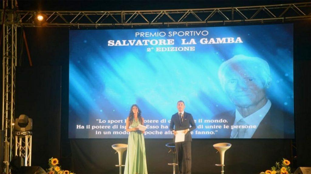 """Emergenza Coronavirus. Calcio rinviato il Premio Sportivo """"Salvatore La Gamba"""" in programma ogni anno in Calabria"""