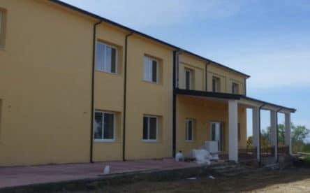Drapia: Quasi conclusi i lavori nell'edificio scolastico a Sant'Angelo di Drapia