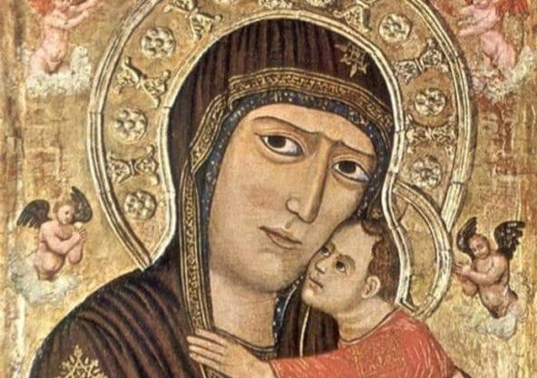 Madonna di Romania: Una nuova ipotesi sul dipinto della protrettrice della Diocesi.