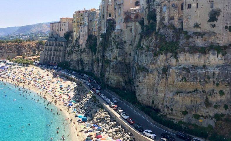 """""""Look & Feel, Tropea"""", una delegazione tedesca testa il turismo post covid"""