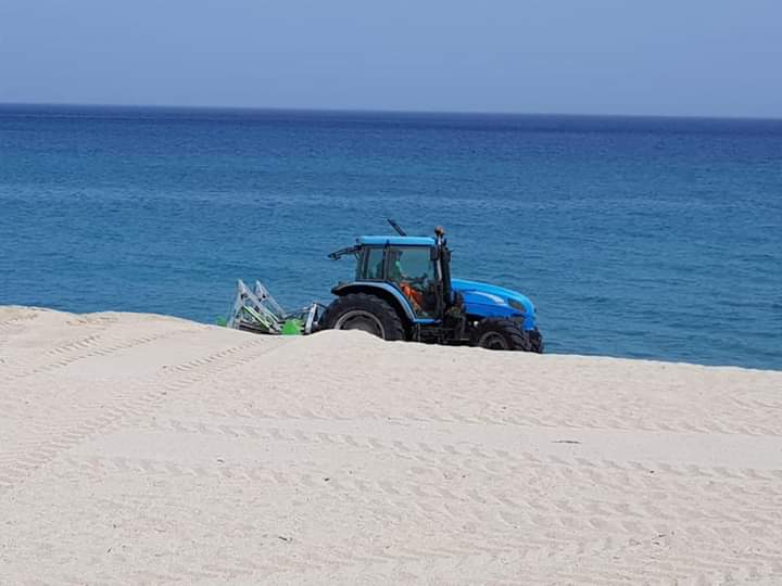 Il WWF: Le spiagge non sono tavoli da biliardo