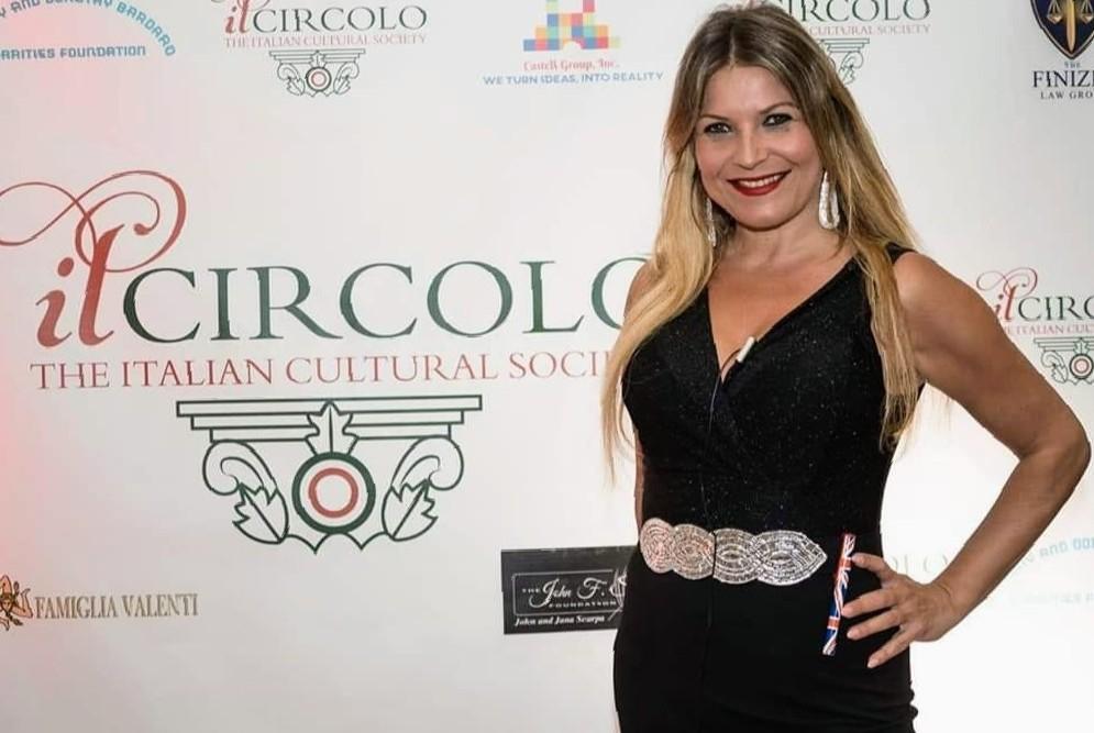 Intervista a Marilena Alescio, di rientro dalla Florida