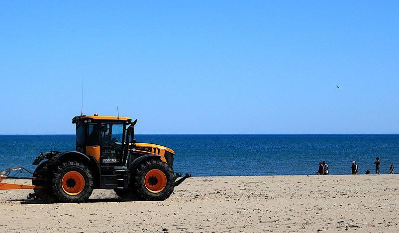 WWF: si fermino le ruspe sulle spiagge calabresi