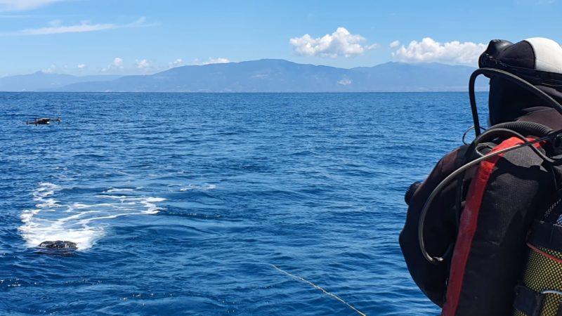 Un nuovo robot sottomarino in dotazione all' Arpacal [video]