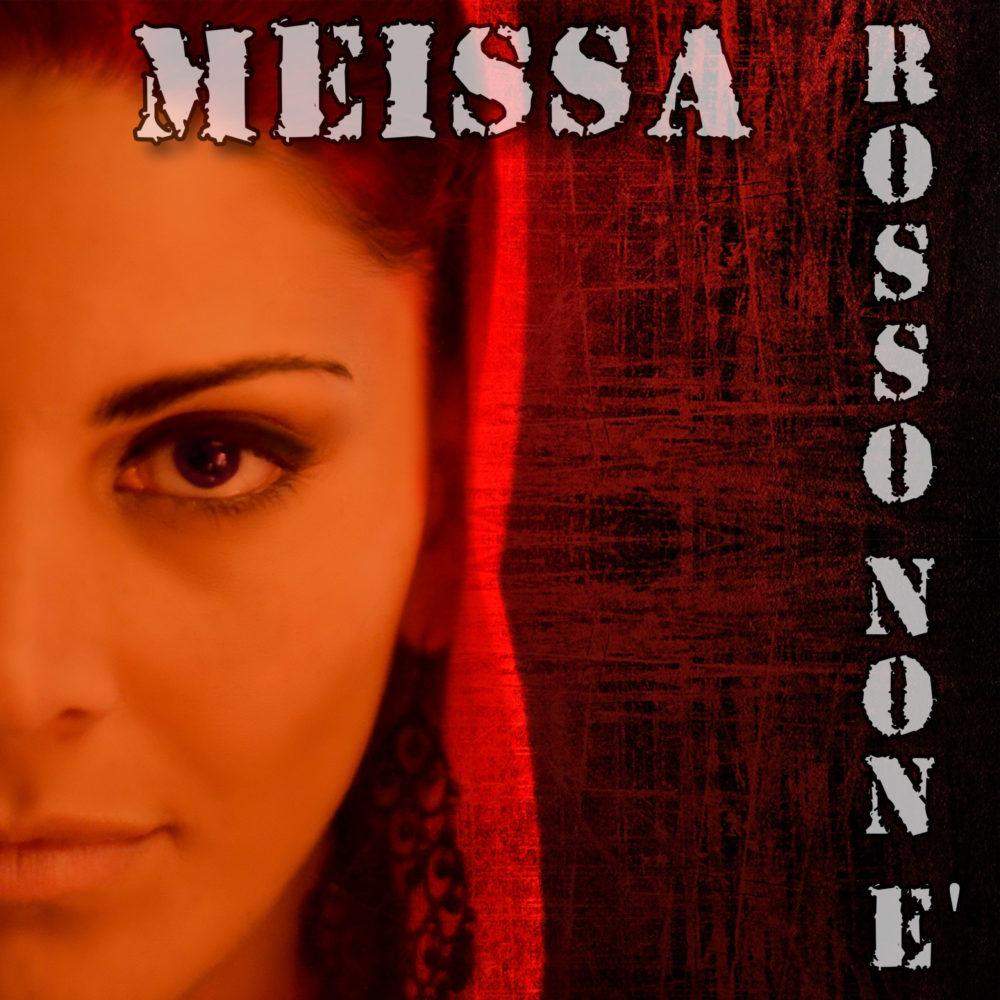 Il ritorno della cantautrice calabrese Meissa ROSSO NON È