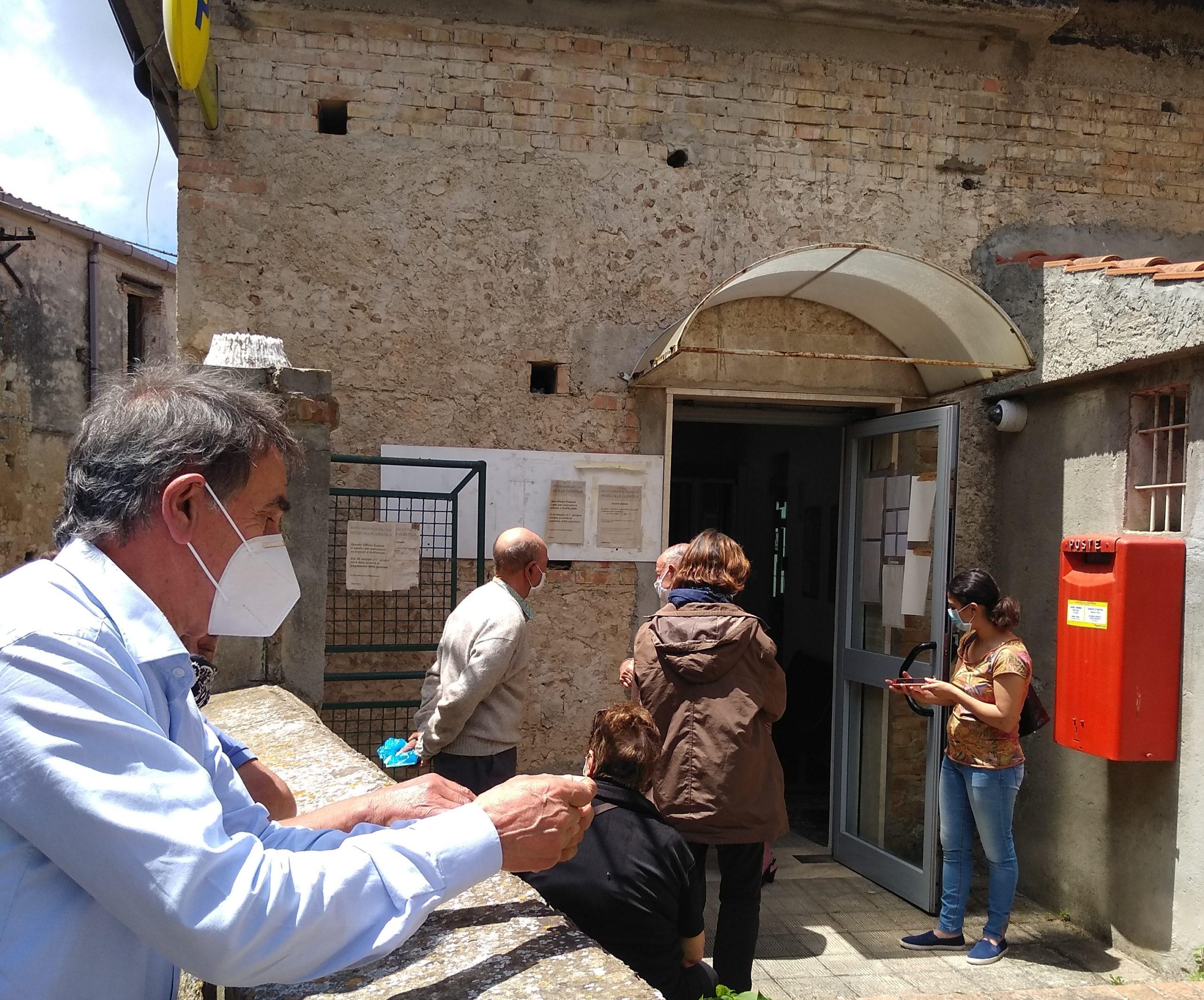 Aggiornamento apertura ufficio postale di Caria
