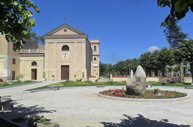 M. Poro. Avviato l'iter per intitolare l'area davanti al Santuario a Frà Carmelo Falduti