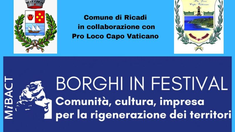 Ricadi Borghi in Festival