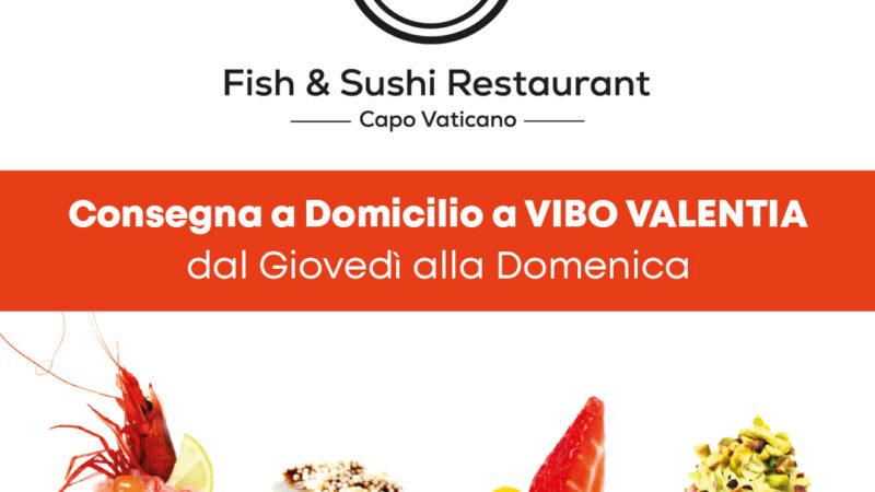 Voglia di Sushi (a domicilio)? Affidati alla qualità di Live Fish & Sushi Restaurant