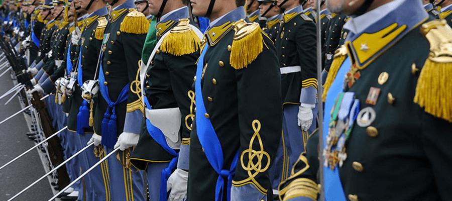 Guardia di Finanza: bando di ammissione all'Accademia per 66 Allievi Ufficiali