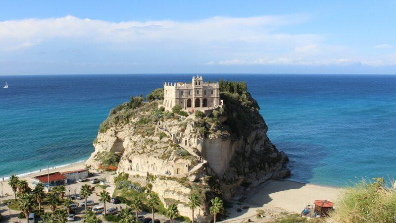 Isola, simbolo di Tropea