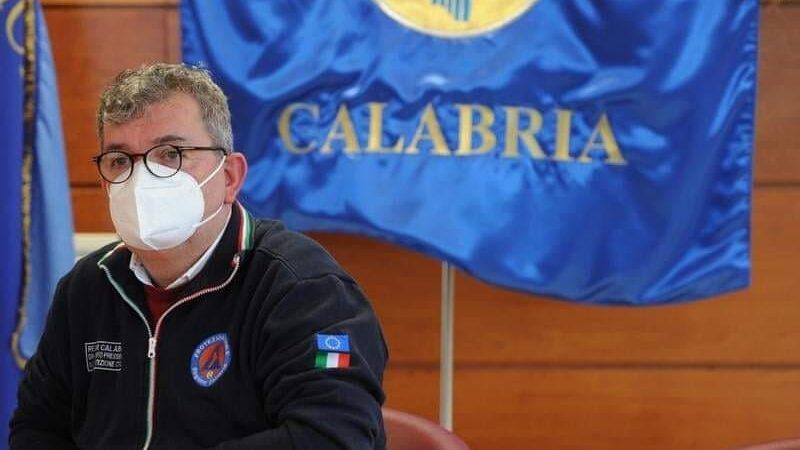 Spirlì presidente regione Calabria