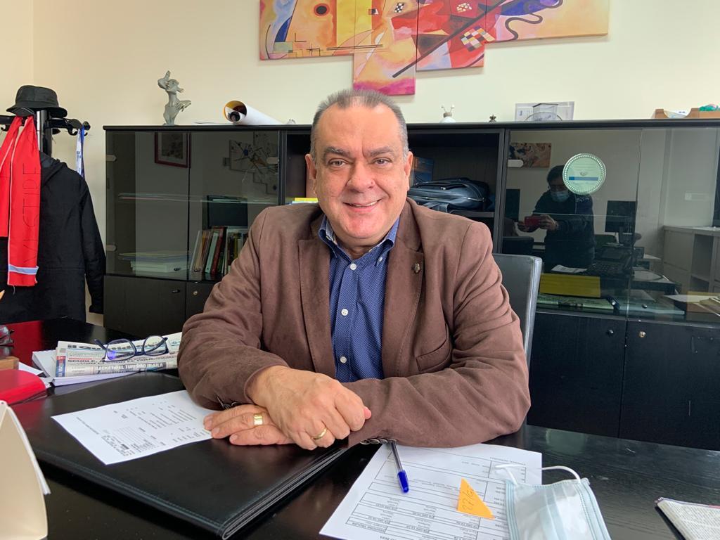 Intervista a Pasqualino Pandullo, caporedattore del Tgr Rai Calabria