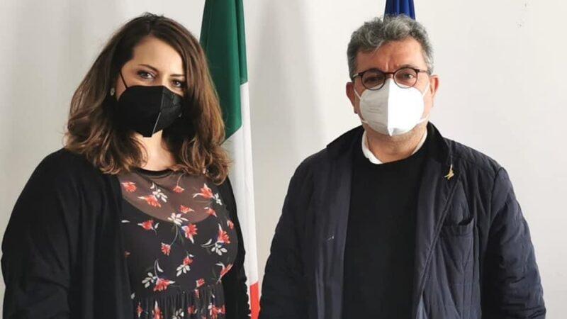 Incontra tra la Sottosegretaria Nesci e il Presidente della Regione Spirlì