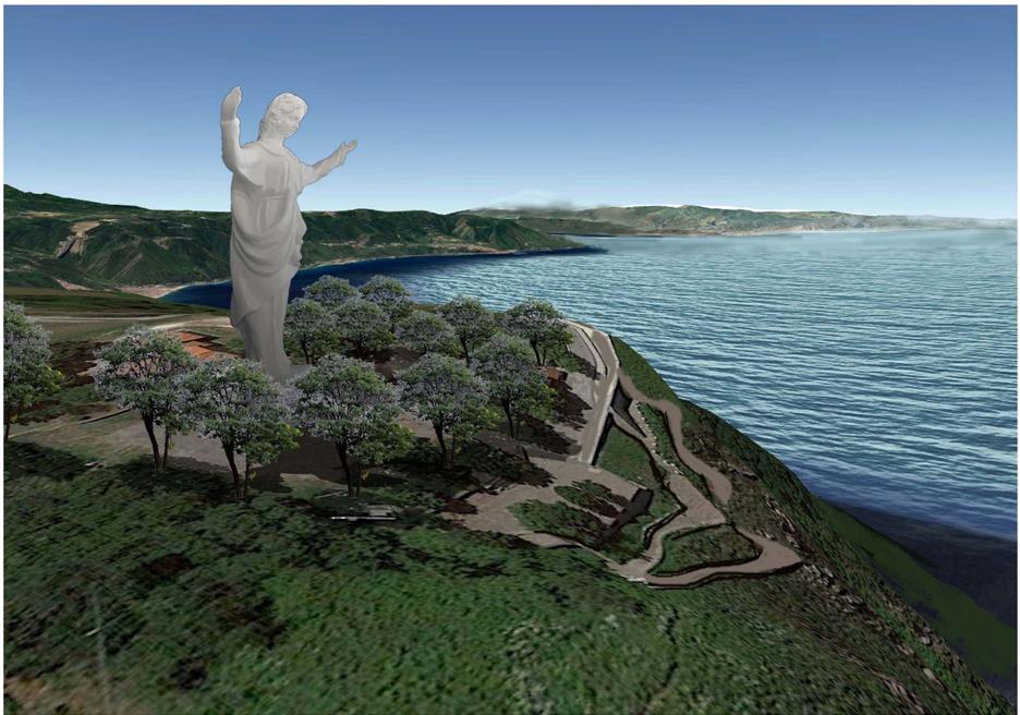 Joppolo. Decisa l'installazione della statua di una Madonna sul M. Poro