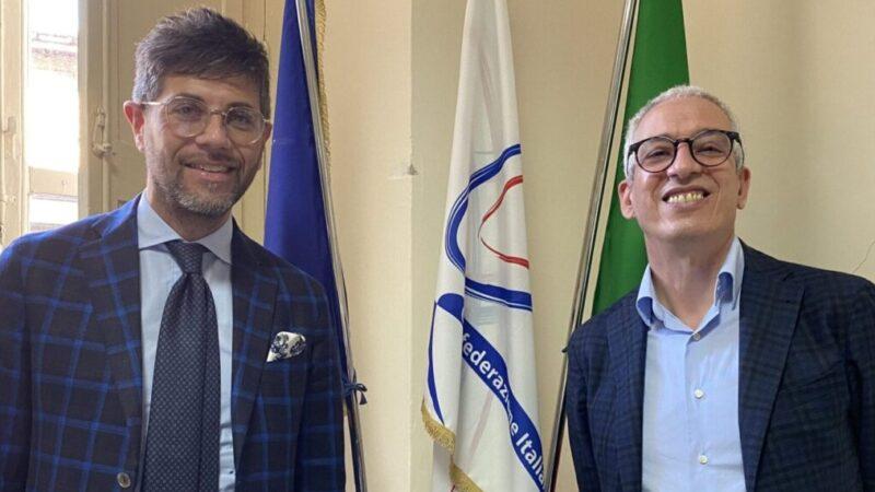 Vitaliano Papillo è il neo segretario Cisal Vibo Valentia