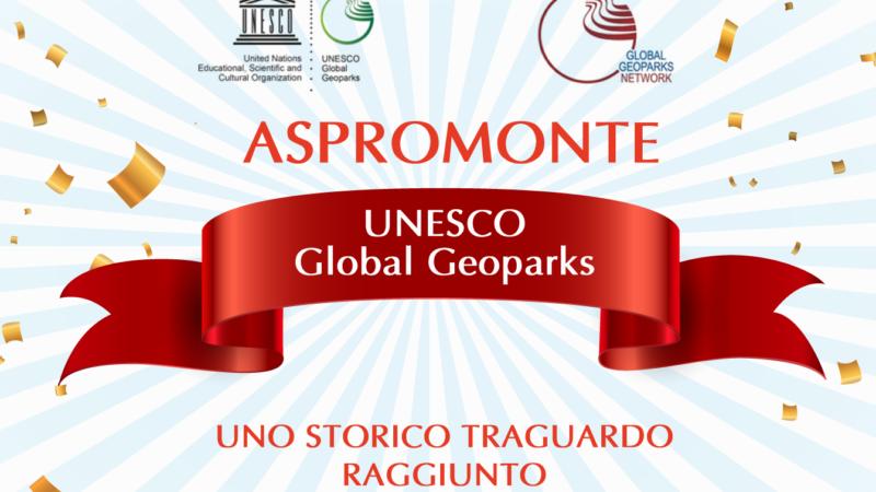 L'Aspromonte è GEOPARCO UNESCO
