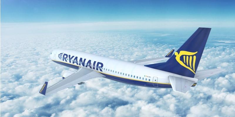 Ryanair rafforza la connettività con la Calabria. Ecco la programmazione estate 2021
