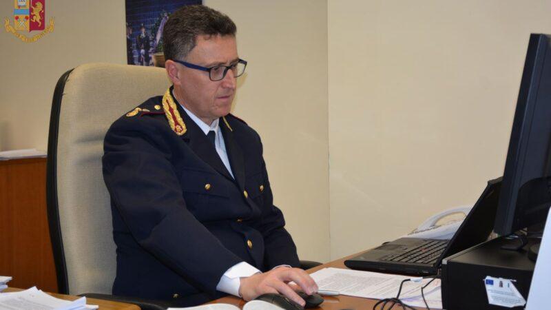 """Progetto """"PretenDiamo Legalità"""": incontri web tra Polizia e scuole del vibonese"""