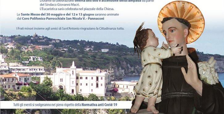 Tropea e la solennità di Sant'Antonio di Padova