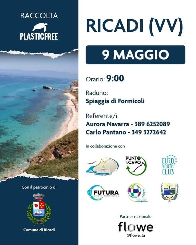 """Continua la campagna di Plastic Free per la pulizia spiagge. Ora tocca a """"Formicoli"""""""