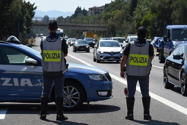Alterazione del Cronotachigrafo Tir, nuovo sequestro della Polizia Stradale vibonese