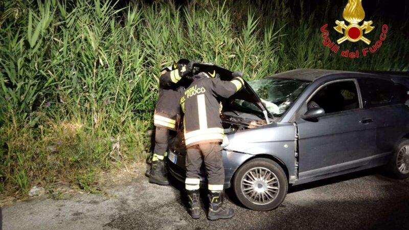 Vibo Marina, incidente stradale: un morto e due feriti