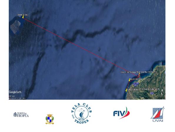 Vela Club: tutto pronto per la regata Tropea-Strombolicchio e ritorno