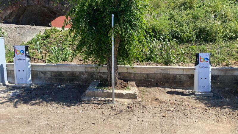 Ecosostenibilità: posizionate a Tropea le prime colonnine di ricarica veicoli elettrici